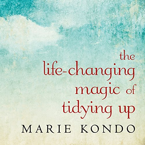 Where have you been all my life, Marie Kondo?