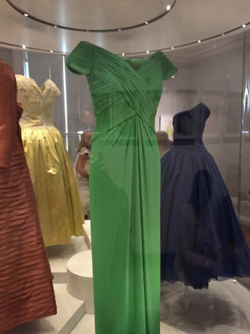 one of Diana's dresses